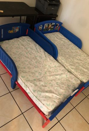Two toddler boy beds for Sale in Glendale, AZ
