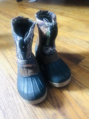 Boys boots for Sale in Detroit, MI