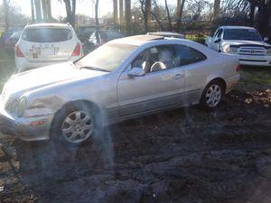 2001 Mercedes clk 320 parts for Sale in Dallas, TX