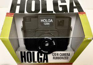 Holga 120N Medium Format Film Camera Rubberized Black New In Box. for Sale in Los Angeles, CA