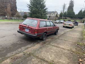 1992 Subaru loyale for Sale in Oregon City, OR