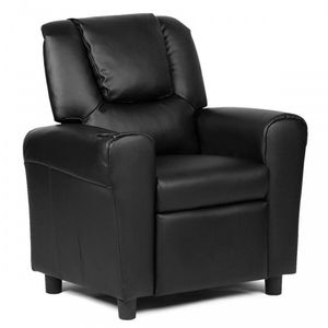 Children PU Leather Recliner Chair with Front Footrest for Sale in City of Industry, CA