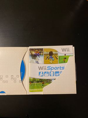 Wii sports game for Sale in Monterey Park, CA