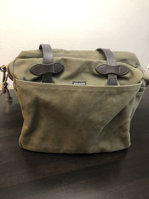 Filson tote bag laptop bag for Sale in Seattle, WA