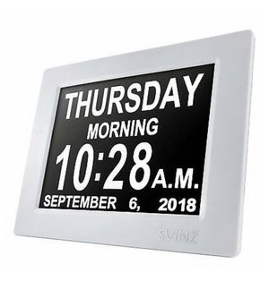 LED Alarm Day Clock for Sale in Los Angeles, CA
