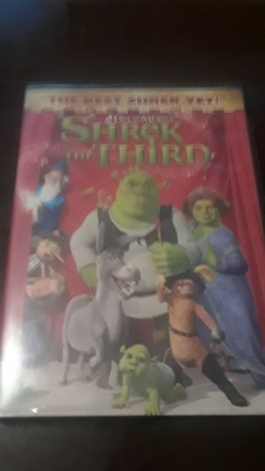 Shrek 3 Movies for Sale in Ontario, CA