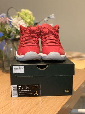 Nike Air Jordan 11 Retro 'Win Like '96' Gym Red Size 7Y for Sale in Miramar, FL