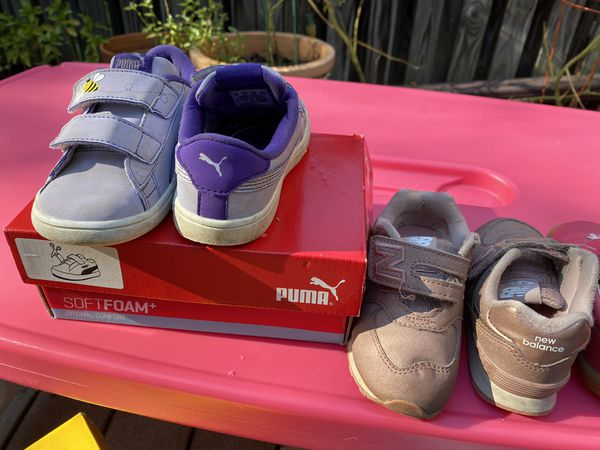 Toddler Shoes - Size 7.5-9 $4 per pair