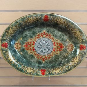 Glass _ Platter / Tray / Decor ( NEW ) for Sale in Holladay, UT