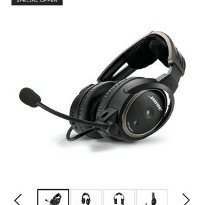 Bose A20 Aviation Headset for Sale in Nashville, TN