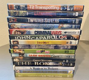 New DVDs in Drama, Action, Comedy, Horror and Documentary for Sale in San Jose, CA