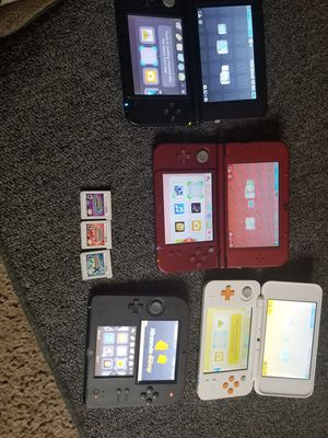 Nintendo 3ds's for Sale in Fresno, CA
