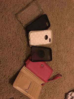 Free Phone cases for iPhone 6s or 7' for Sale in Newport News, VA
