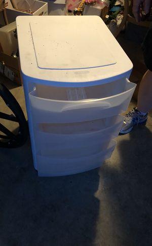 Drawer plastic for Sale in Davidsonville, MD