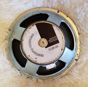 Celestion-G12K-85 Speaker. Guitar Amplifier Replacement Speaker. Audio Loud Speaker. for Sale in Los Angeles, CA