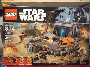 Sealed Star wars Battle on Scarif Lego 75171 for Sale in Tampa, FL