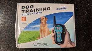 Dog Training E-collar (rechargeable) for Sale in Kissimmee, FL