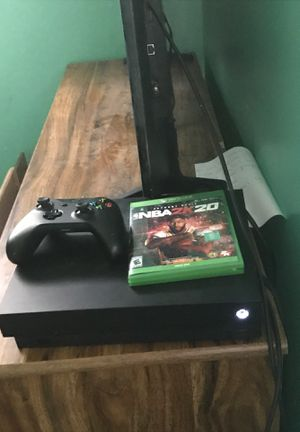 Xbox one x for Sale in Sioux Falls, SD