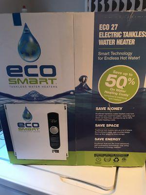 Tankless water heater for Sale in Seattle, WA