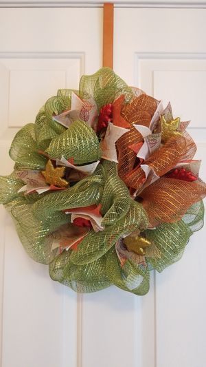 Fall Wreath for Sale in Norfolk, VA