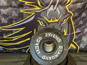 """Weight Plates 2.5 Lbs. - 2"""" Olympic Plates for Sale in Clovis,  CA"""