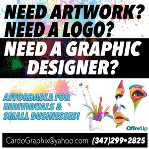 NYC GRAPHIC DESIGNER for Sale for sale  Brooklyn, NY