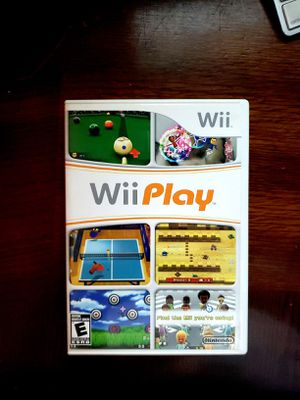 Wii Play for Sale in Los Angeles, CA