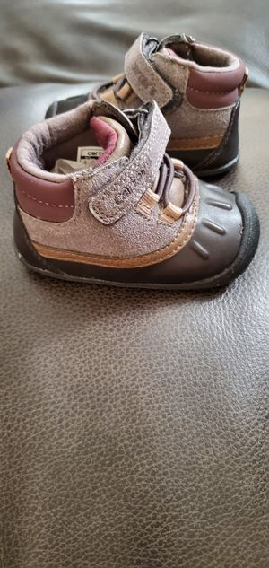 Carter's baby boots size 2.5 for Sale in Bell Gardens, CA