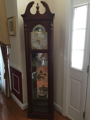 Grandfather clock for Sale in Germantown, MD