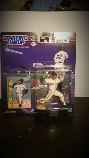 Baseball 1999 Starting Lineup Pedro Martinez Figure. for Sale in Leander, TX