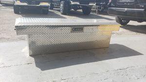 Kobalt Diamond Plate Truck Toolbox for Sale in Miami, FL