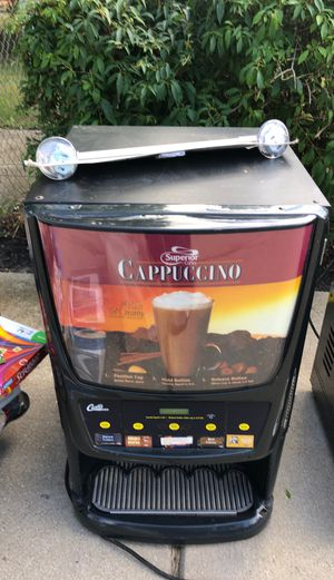 Commercial cappuccino machine for Sale in Meridian charter Township, MI