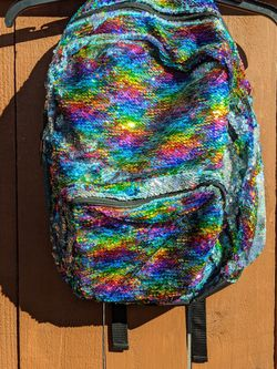 sequin backpack / kids backpack for Sale in Los Angeles,  CA