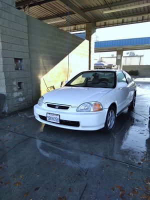 97 Honda civic for Sale in Fresno, CA