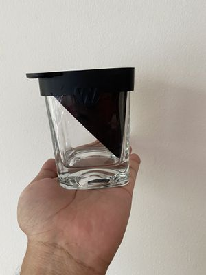 Whiskey glass with ice mold for Sale in Washington, DC