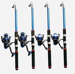 OSMY fishing rod and reel combo, spinning line, reel, tackle included for Sale in East Windsor, CT