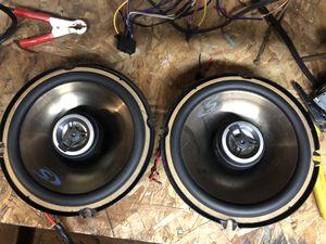 "6.5"" Alpine Speakers for Sale in Woodburn, OR"