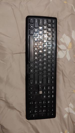 Verbatim wireless keyboard for Sale in Grand Junction, CO