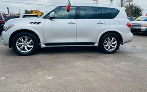 2012 QX56 down payment $2600 for Sale in Houston, TX