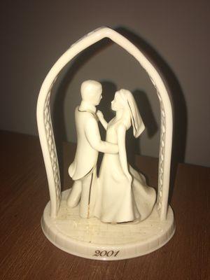 Lenox Wedding Promises Forever Yours 2001 Keepsake for Sale in Coral Springs, FL