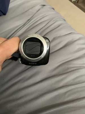 Sony handycam for Sale in Frederick, MD