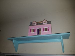 Blue wall shelve for Sale in Austin, TX