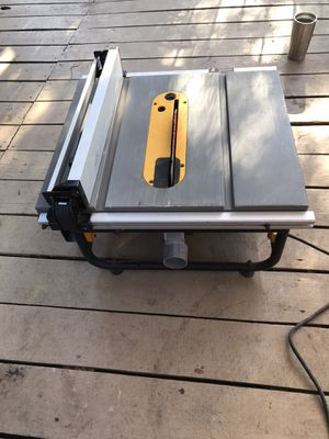 Dewalt table saw for Sale in Lake Mary, FL