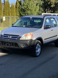 2005 Honda Cr-v for Sale in Lakewood,  WA