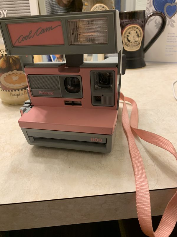 Polaroid camera with two films inside