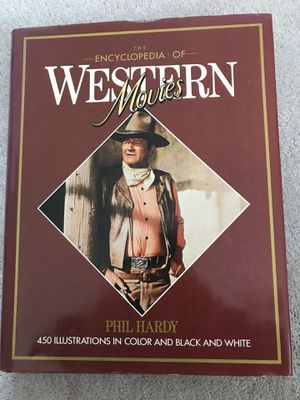 Coffee Table Book - Western Movies for Sale in Garland, TX