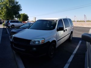 Mechanic special 2007 Chevy uplander for Sale in Queen Creek, AZ