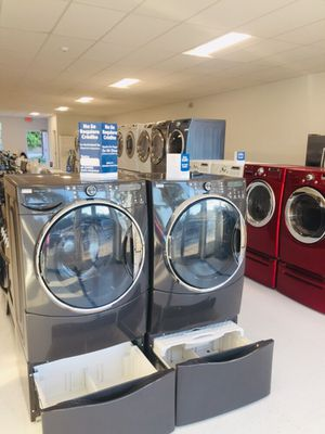 🔥🔥Kenmore Élite washer and electric dryer set in excellent condition 90 days warranty 🔥🔥 for Sale in Randallstown, MD