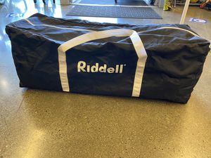 Riddell Sports Team Equipment Duffle Bag for Sale in Seattle, WA