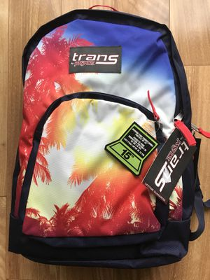 Backpack Trans by Jansport for Sale in Buffalo Grove, IL